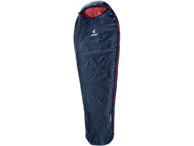 Deuter Dreamlite 500 Sleeping Bag regular navy-cranberry